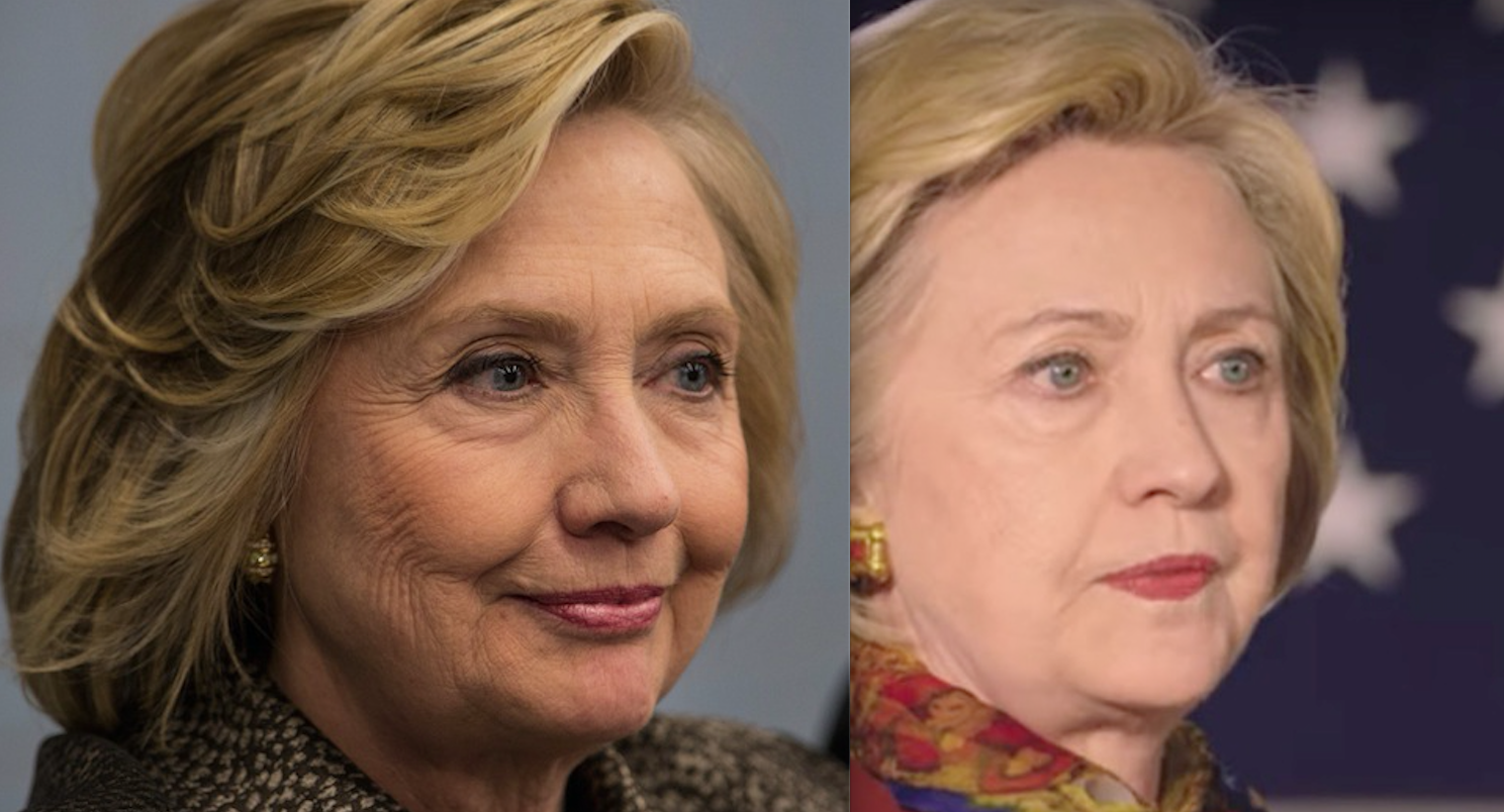 Donald Trump and Hillary Clinton conspiracy theories: Most ... |Hillary Clintons Body
