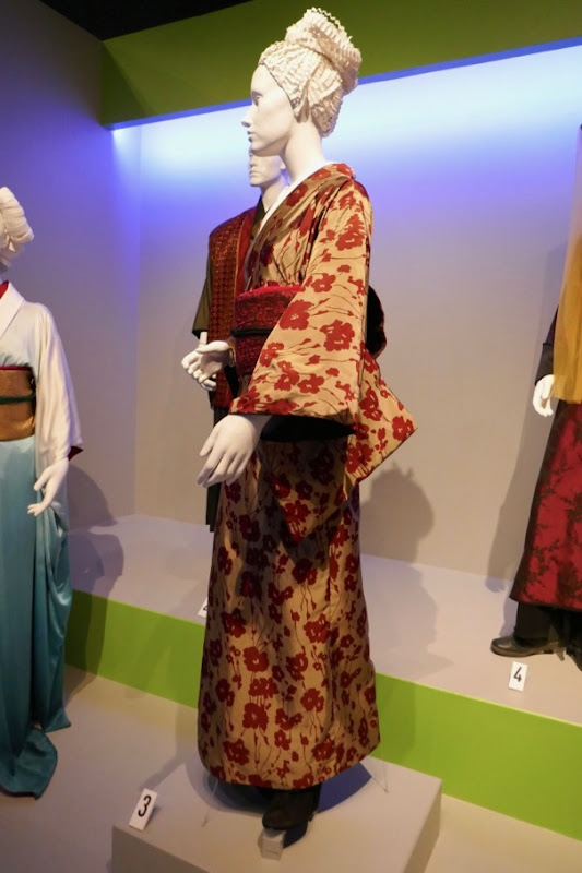Westworld season 2 Maeve Shogun World costume