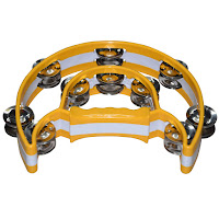 DronaCraft Tambourine Hand Percussion Musical Instrument