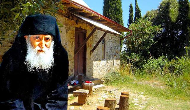 Γέροντα, τι προϋποθέσεις χρειάζονται για να κατοικήσει στον άνθρωπο το Άγιο πνεύμα;