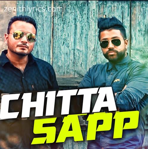 Chitta Sapp Lyrics by Victor Kamboz