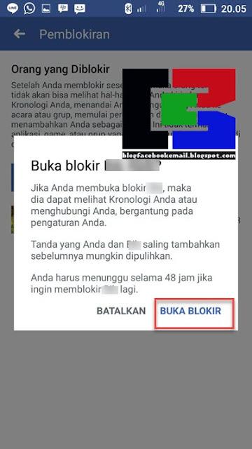 Tutorial Blokir Teman / Orang Di Facebook Lewat Hp / PC 8