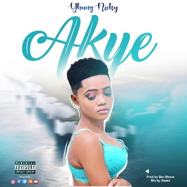 YhungNicky – Akye (MixedBy Abeez)