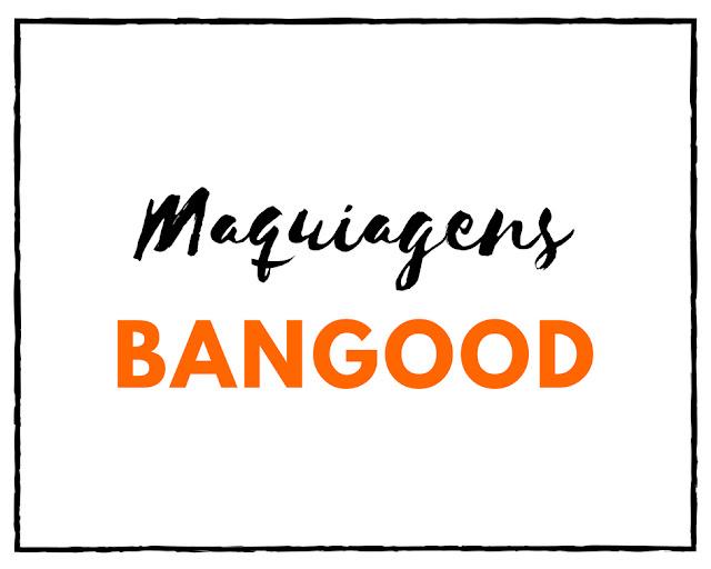 Maquiagens na banggood