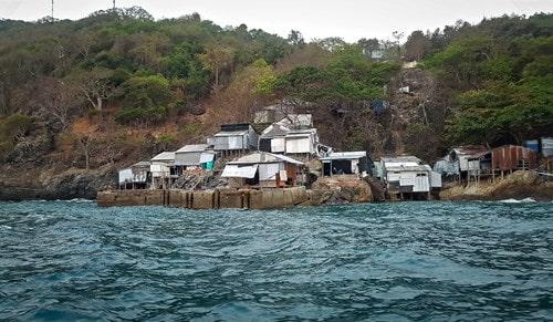 Đảo Hòn Chuối trước ngày chuyển gió -8