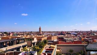 Maroc Marrakech Medina