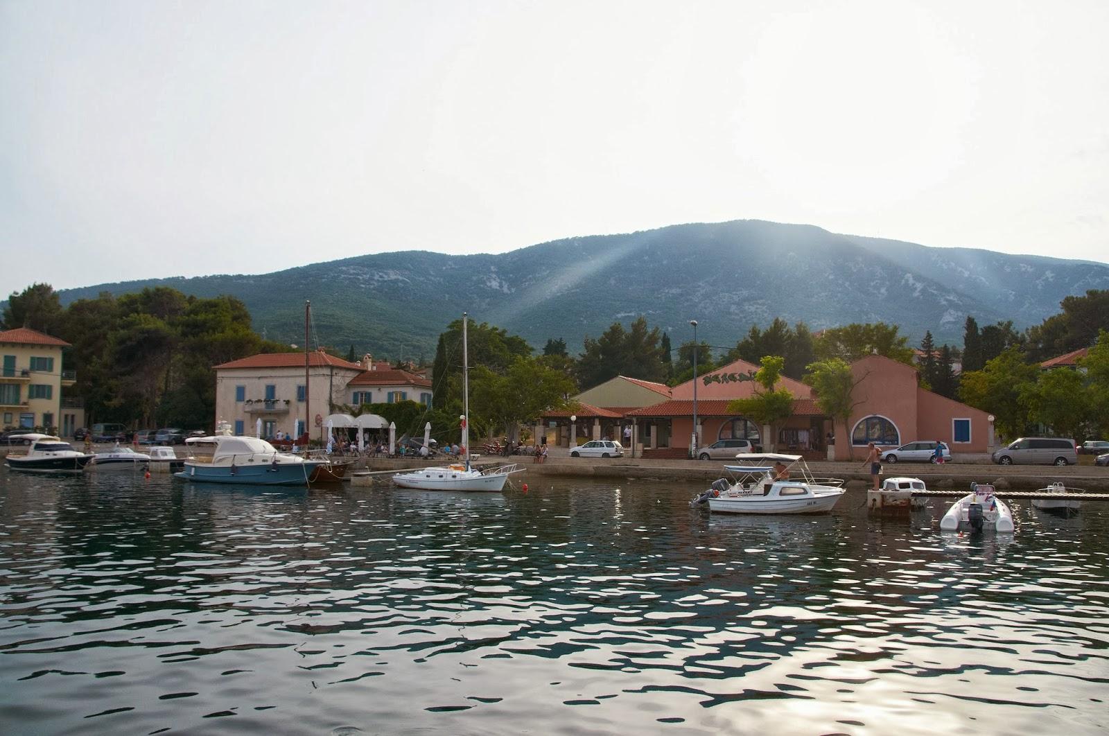 kolor morza w Chorwacji