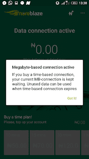 Get 1.5gb with 9mobile blazeon