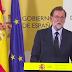 Mariano Rajoy anuncia la aplicación inmediata del 155 y recurso al Constitucional