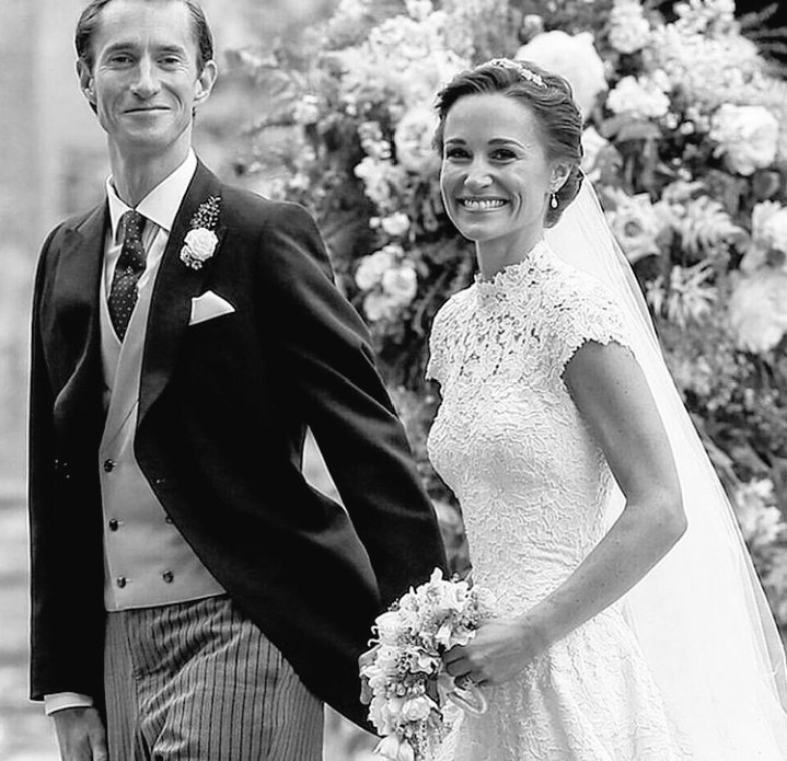 Pippa Middleton weds millionaire financier James Matthews