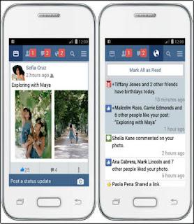 تحميل و تصفح و تشغيل فيسبوك بدون انترنت
