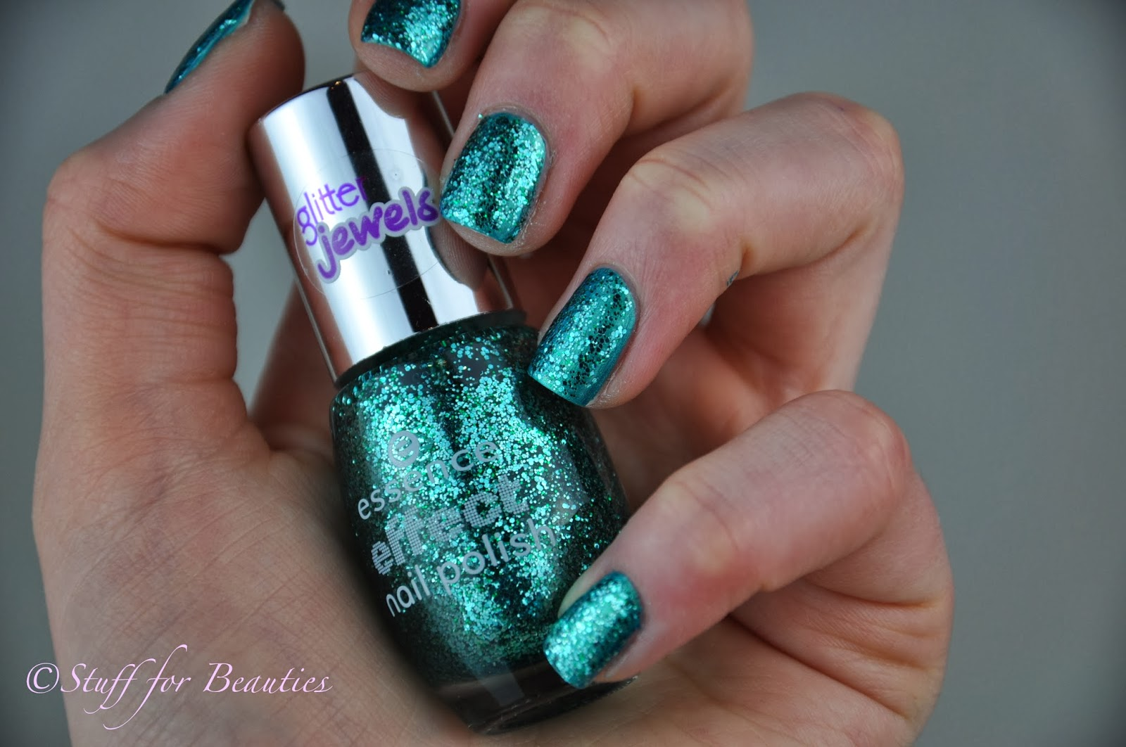 Nagellack Glitzer Essence Effekt Nagellack 06 Party In A Bottle Review