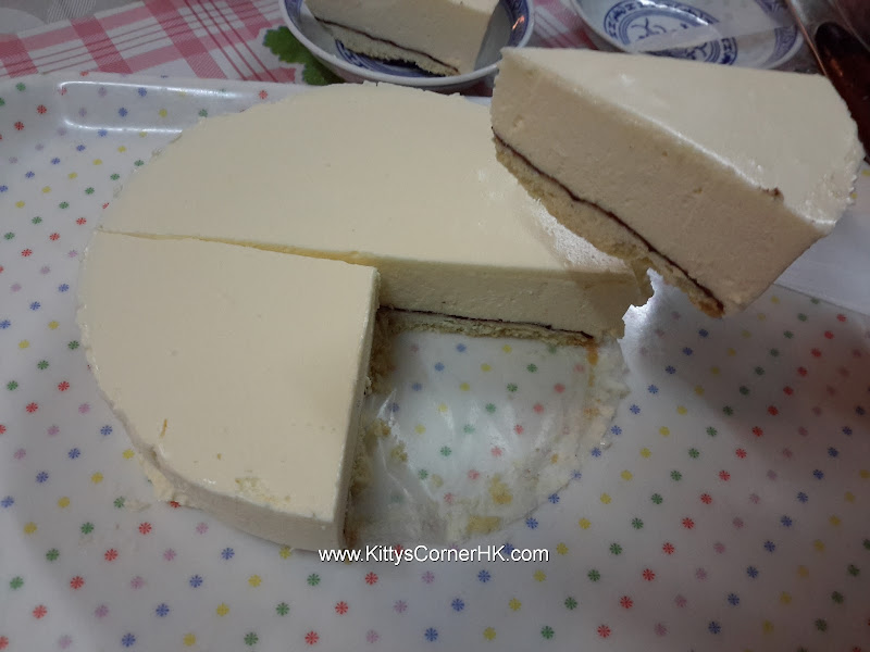 Lemon Cheese Cake 檸檬芝士餅 自家烘焙食譜 home baking recipes