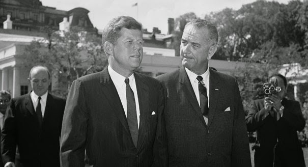 Foreign policies of kennedy and johnson