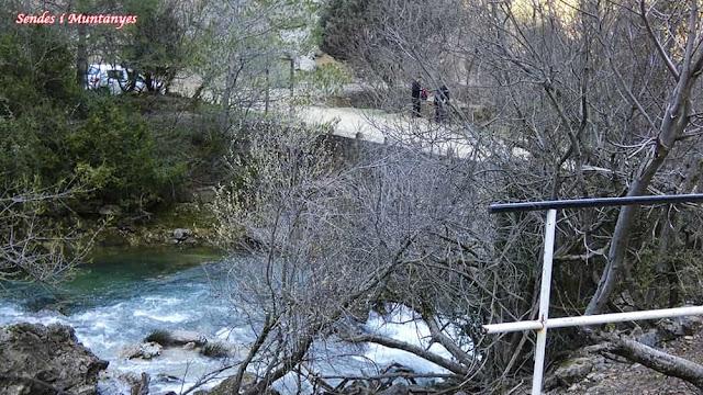 Central eléctrica, Nacimiento río Borosa, Pontones, Sierra de Cazorla, Jaén, Andalucía