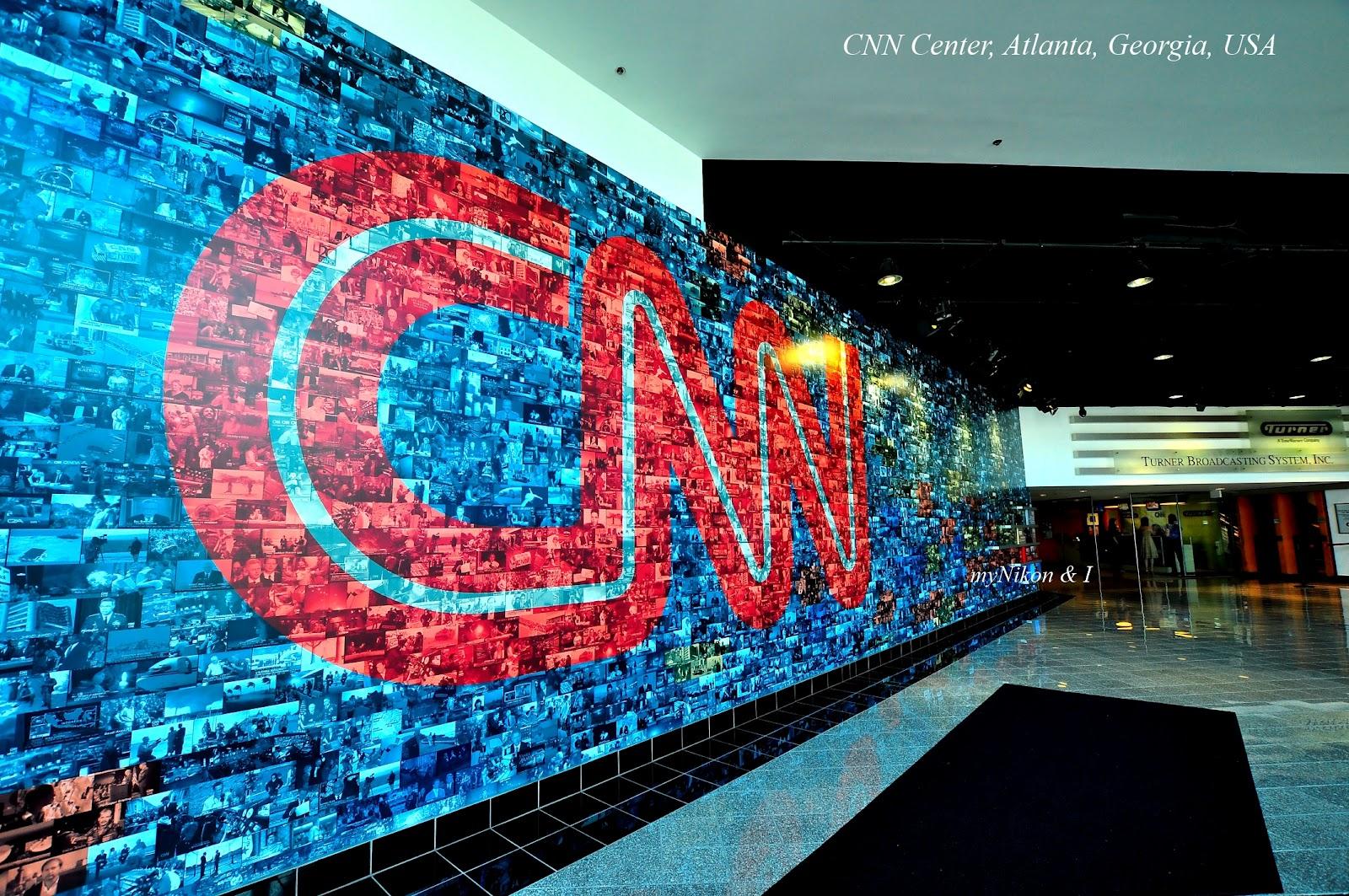 My Nikon and I: USA Atlanta Georgia: CNN Center (Breaking