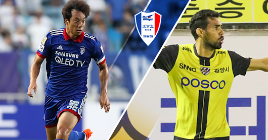 Writer's Chat: Suwon Bluewings vs Jeonnam Dragons