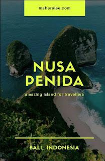 6 Beautiful Tourism Spots in Nusa Penida Island