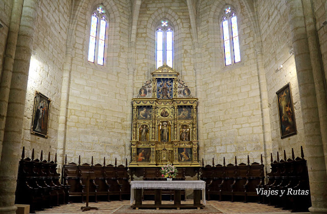 La iglesia de Nuestra Señora de los Ángeles