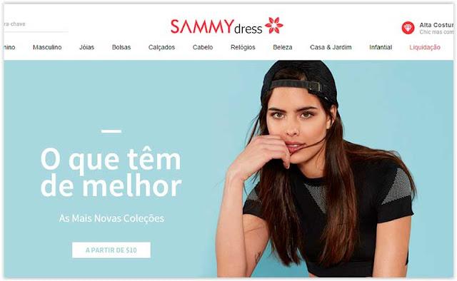 O Site Chinês Sammydress.com é confiável?
