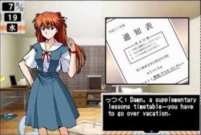 Shinseiki Evangelion - Ayanami Ikusei Keikau Screenshot 2