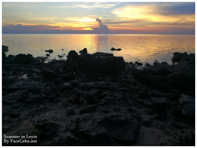 Sunset View in Canigao Island
