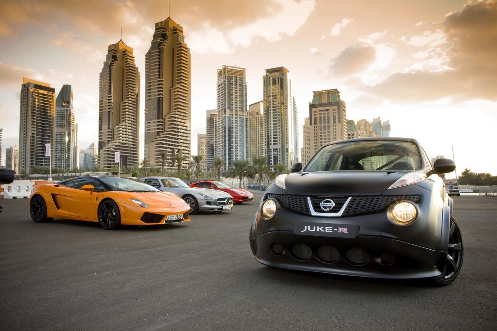 Carros Importados Nissan Juke R Links Da Web