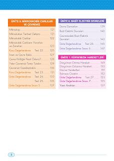 6. Sınıf Din Kültürü  ve Ahlak Bilgisi Ders Kitabı Cevapları Gün Sayfa 8