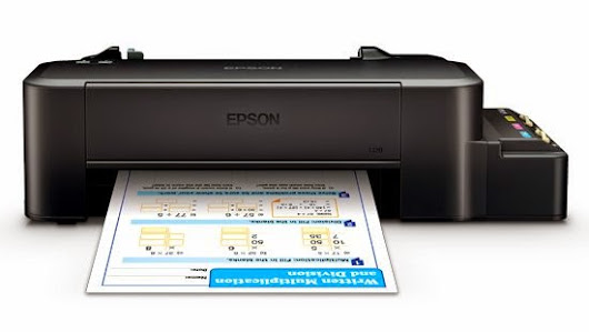 Epson L120 Driver - Free Download Software