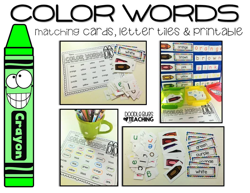 Back To School Math Centers And Printables