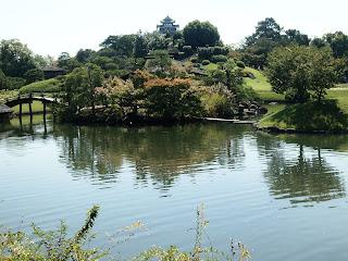 Unique Japan Tours Kenrokuen Garden Hill