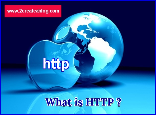 What is HTTP?;