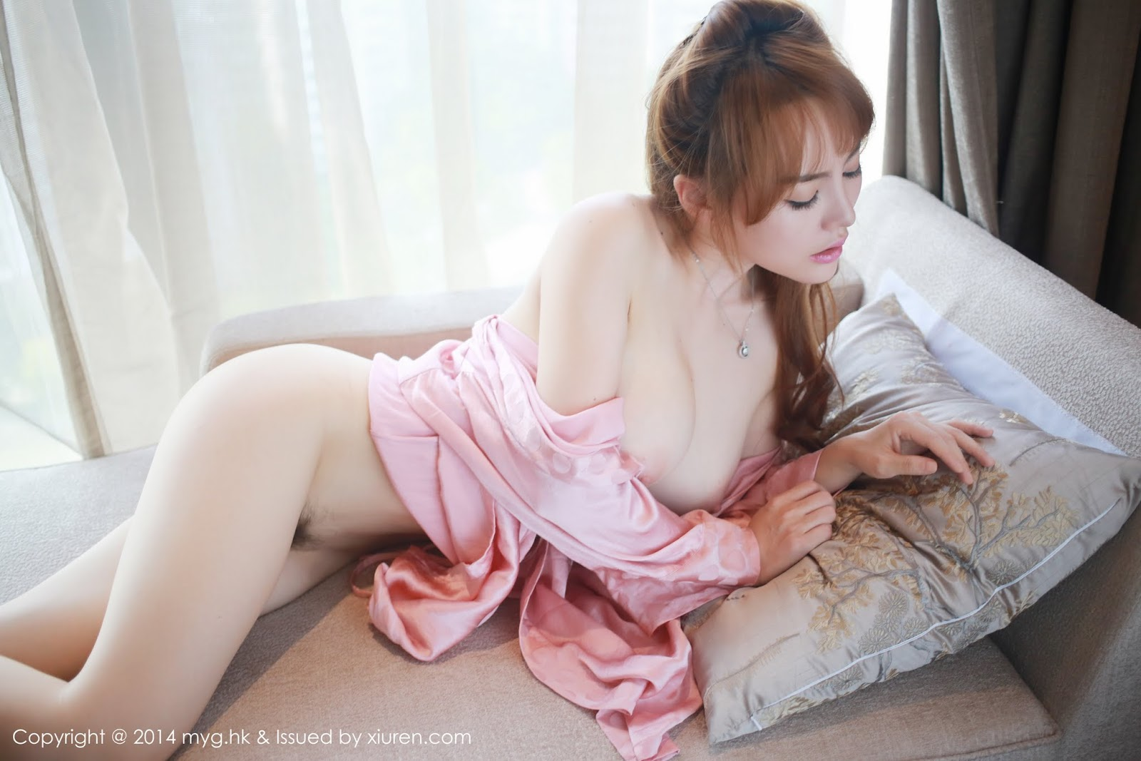 10031 - Photo Nude Hot MYGIRL VOL.32