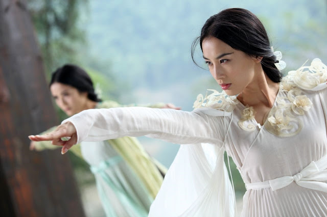 Eva Huang 2011 movie The Sorcerer and the White Snake