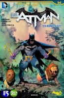 Os Novos 52! Batman #33
