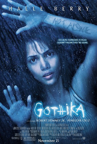 Poster Of Gothika 2003 720p Hindi BRRip Dual Audio Full Movie Download