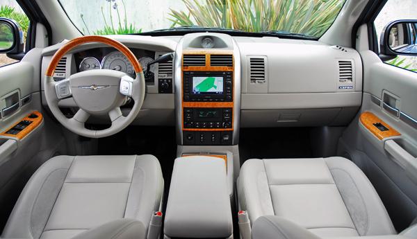 Chrysler Aspen Car Review