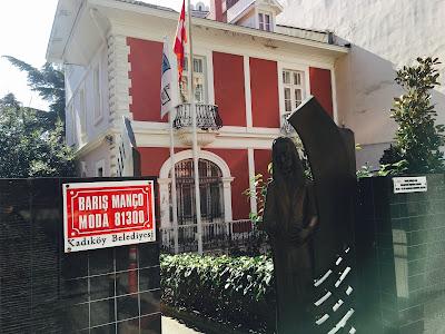 moda, kadıköy, kağıt salıncak, müze, gezilecek yerler