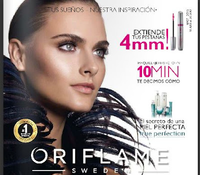 oriflame catalogo 7 2016 mx