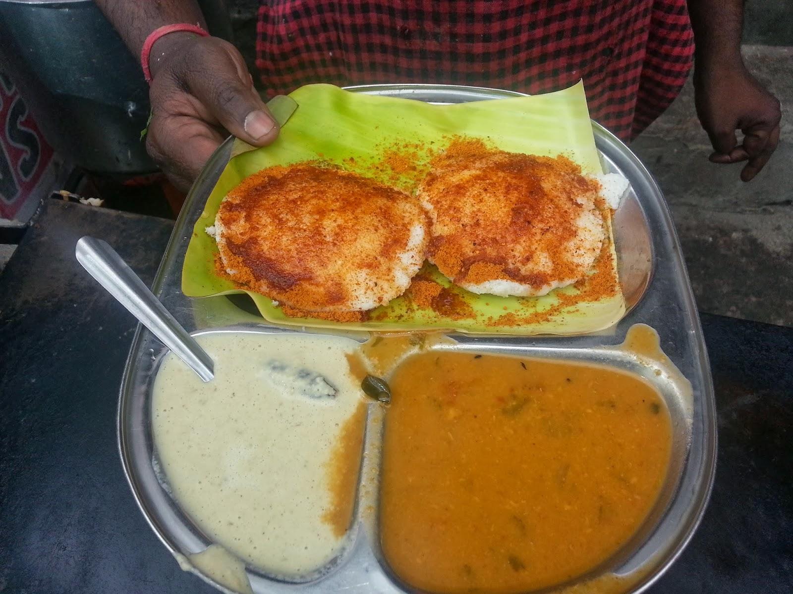 Hyderabad Foodaholix Guntur Idlis Mahalaxmi Tiffins