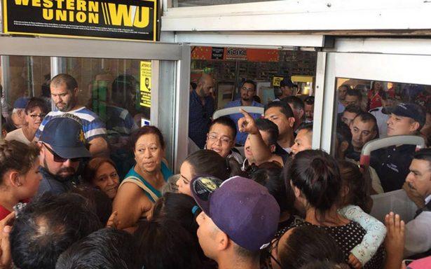 Empleados de Soriana critican a los aprovechados del Buen Fin