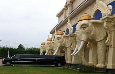 Savan Vegas Casino in Savanakhet, South Laos