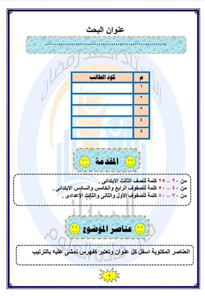 للطلاب.. إزاي تكتب وتخلص بحثك على الموبايل في 5 دقائق وتطبعه كمان 2