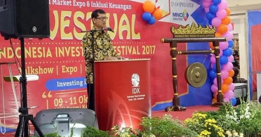 INVESTIVAL LAMPUNG 2017 - (Indonesia Investment Festival)