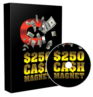 $250 Cash Magnet