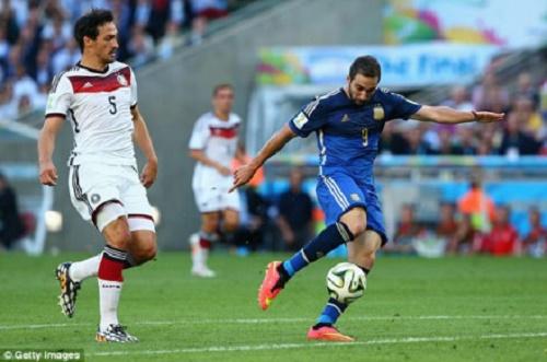 Higuain cầu thủ đang đứng trước ngưỡng cửa lịch sử cùng Juventus