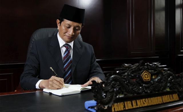 Bantah Eggi Sudjana, Ini Penjelasan Imam Besar Masjid Istiqlal Soal Trinitas Dalam Kristen
