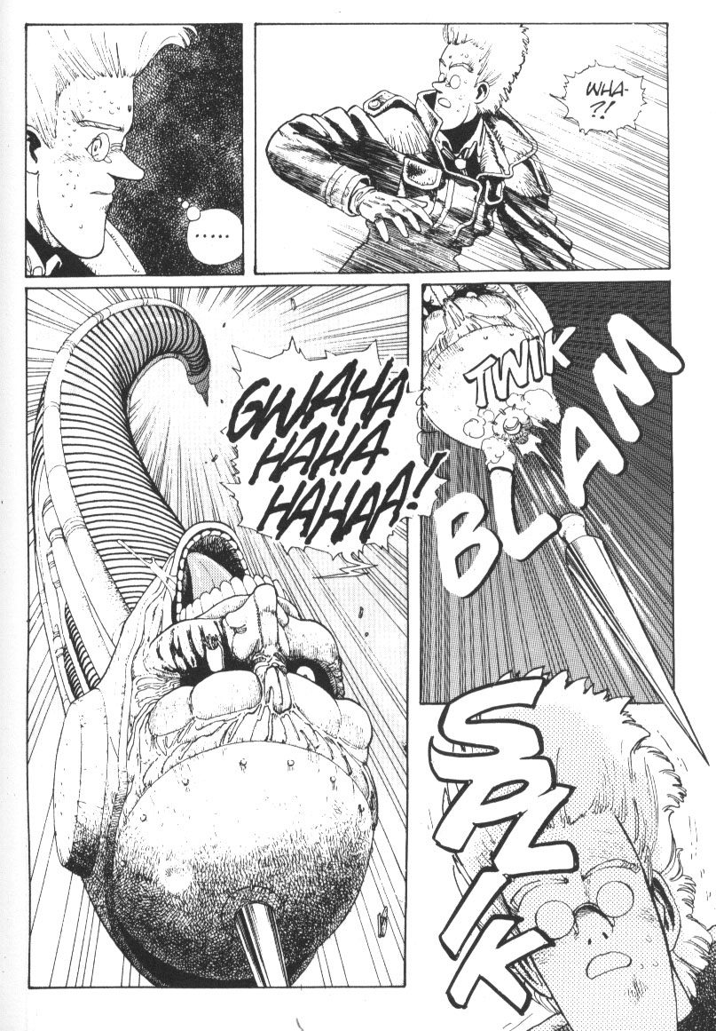 Battle Angel Alita chapter 03 trang 16