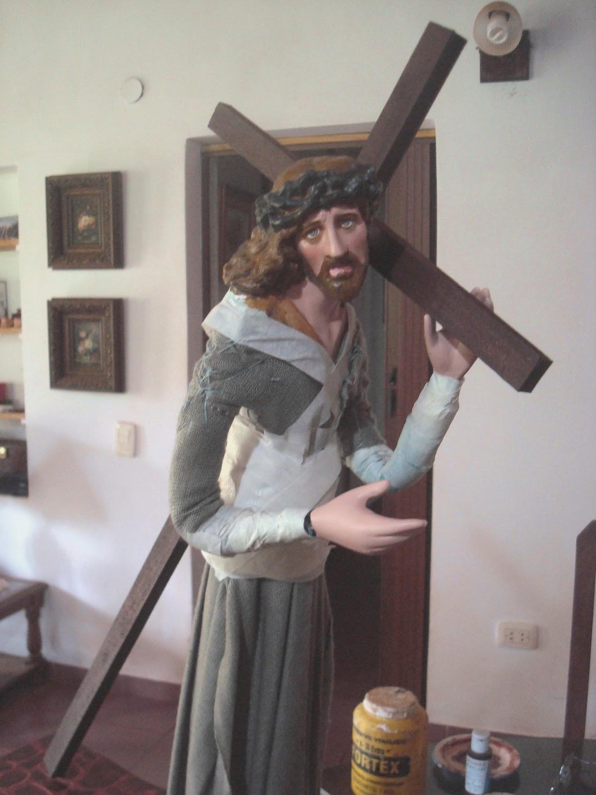 Imaginería religiosa \