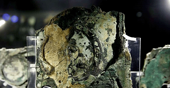 Mecanismo de Antikythera - Capa